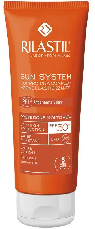 #Rilastil Sun System Latte SPF 50 - Farmacia Dott.ssa Alessandra Bianchi