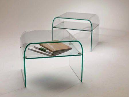 Pi di 25 fantastiche idee su tavolini in vetro su - Tavolini vetro e ottone ...