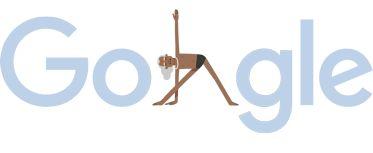 97η επέτειος γέννησης του BKS Iyengar #GoogleDoodle