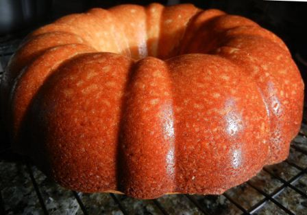 This is an easy homemade Rum Cake Recipe (Scratch). Rum is baked in, then poured over after baking.. make it as strong as you like!