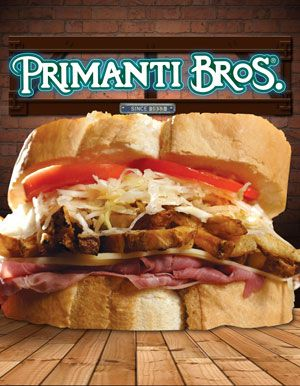 """Primanti Brothers Restaurant  started in the early 1930s when Joe Primanti began selling sandwiches to hungry truckers.  With 17 locations in the greater Pittsburgh area, there are tons of opportunities for Happy Travelers to try their """"Almost Famous"""" sandwiches!"""