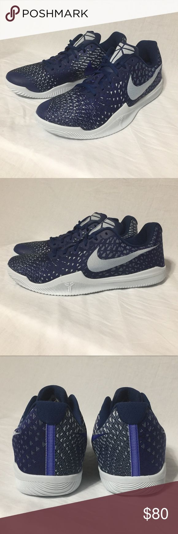 Nike Kobe Bryant Mamba Instinct Basketball Shoes Nike Kobe Bryant Mamba Instinct Basketball Shoes  Paramount Blue in color  Model # 852473 400  NEW with original box Nike Shoes Athletic Shoes