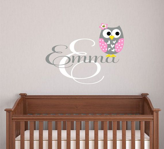 Best Lucy Lews Vinyl Wall Decals Images On Pinterest Vinyl - Monogram wall decal for nursery