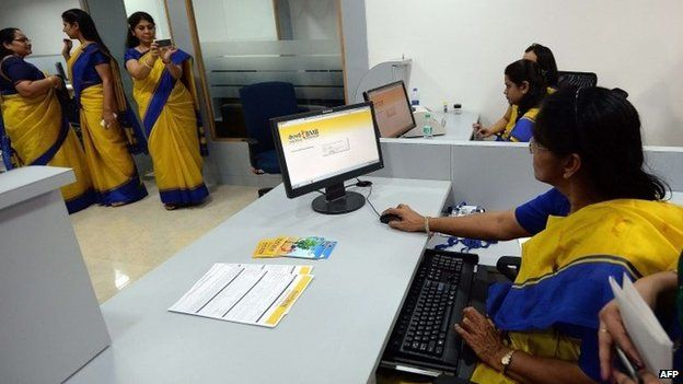 Women in India: http://reyesglobaltrade.wordpress.com/2013/11/20/india-pm-singh-opens-bank-for-women/