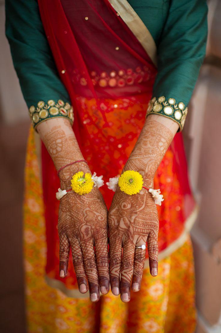 Marigold Wedding Jewelry