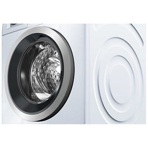 Buy Bosch WVG30461GB Freestanding Washer Dryer, 8kg Wash/5kg Dry Load, A Energy Rating, 1500rpm Spin, White Online at johnlewis.com