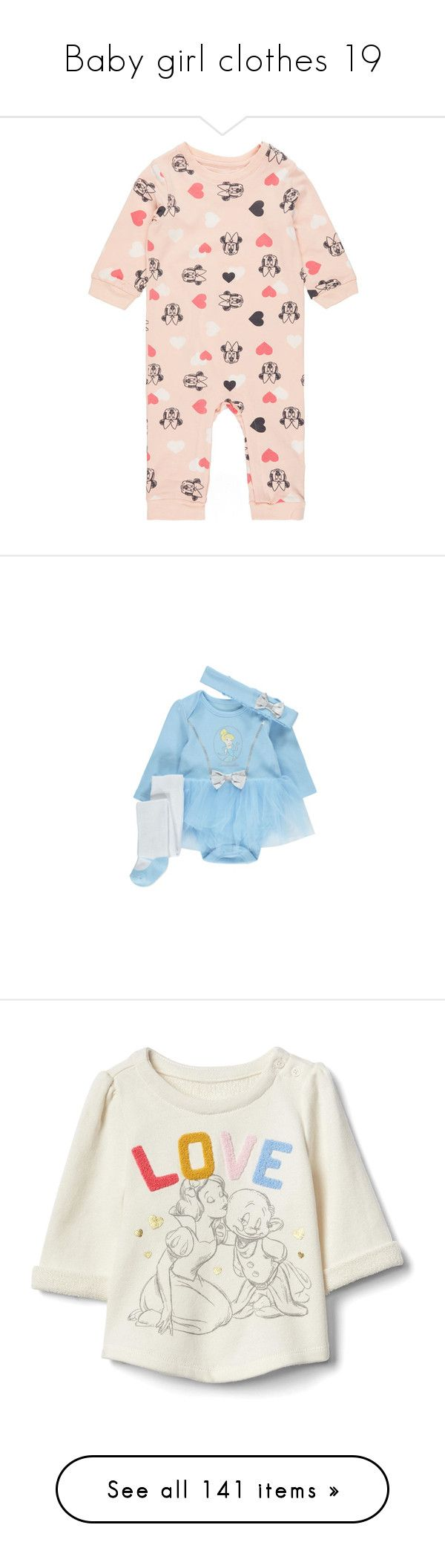 """""""Baby girl clothes 19"""" by shannongarwood ❤ liked on Polyvore featuring blue, baby girl, baby, tops, polka dot top, red long sleeve top, red polka dot top, long sleeve wrap top, bow top and cotton jersey"""