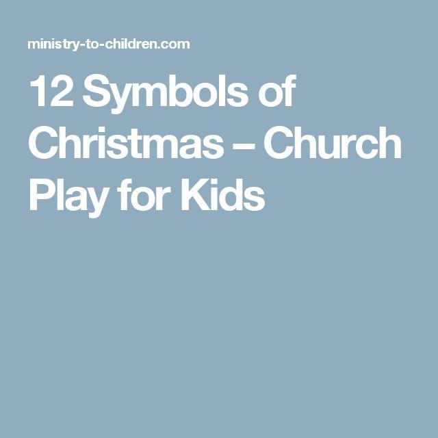 12 Symbols of Christmas – Church Play for Kids