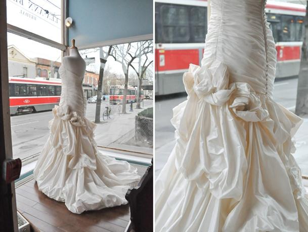 Lea-Ann Belter Bridal in Toronto / weddingobsession.com