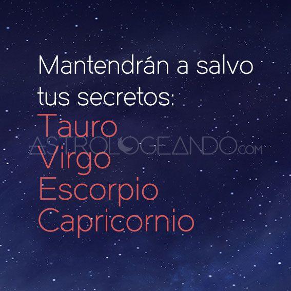 #Tauro #Virgo #Escorpio #Capricornio #Astrología #Zodiaco #Astrologeando astrologeando.com