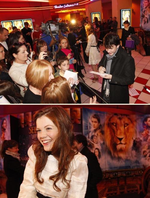 I love Georgie!! (: