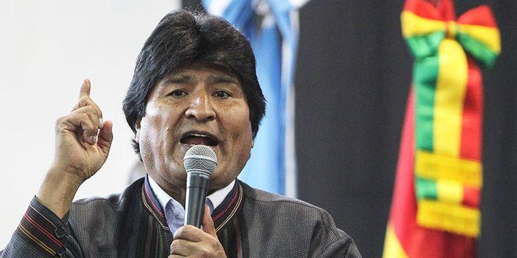 Evo Morales relanzará Fondo Nativo