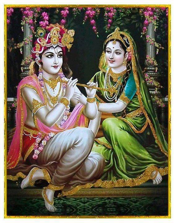 Shri Krishna, radha, pushtimarg, vallabhacharya, yamunastak, yamunaji
