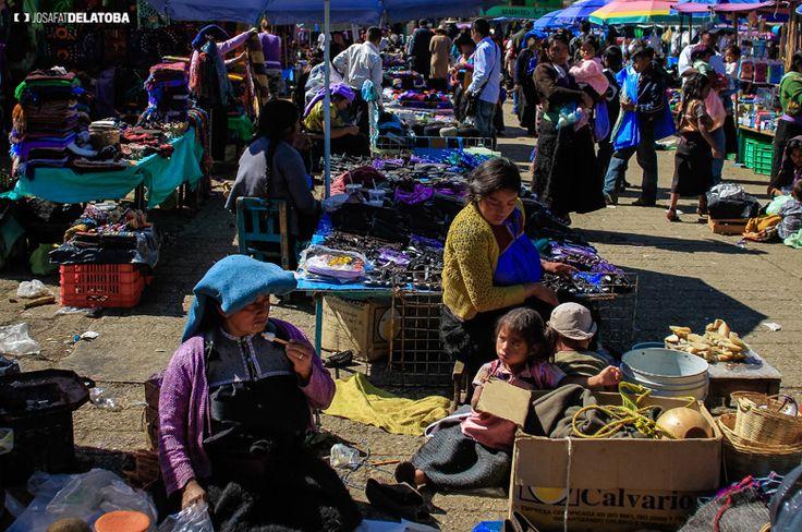 Public market day in Chamula Chiapas #josafatdelatoba #cabophotographer #chiapas #landscapephotography #mexico #chamula #maya