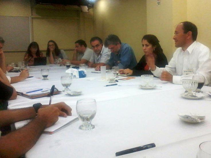 Participaron integrantes de Río Negro, Santiago del Estero, Santa Fe, Misiones, Mendoza, Jujuy, Catamarca y Buenos Aires