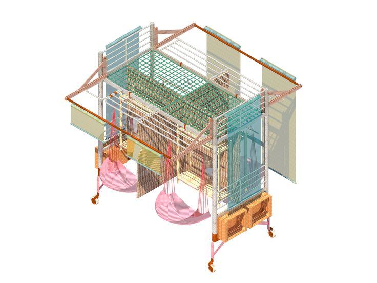 Galería de Co-working utopic_US Conde de Casal / Izaskun Chinchilla Architects - 19