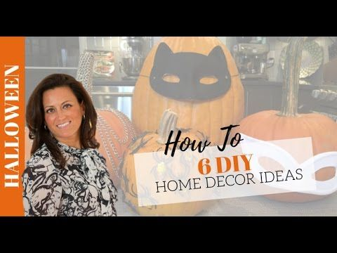 6 Halloween DIY Home Decor Ideas to Try Today. Basement ...