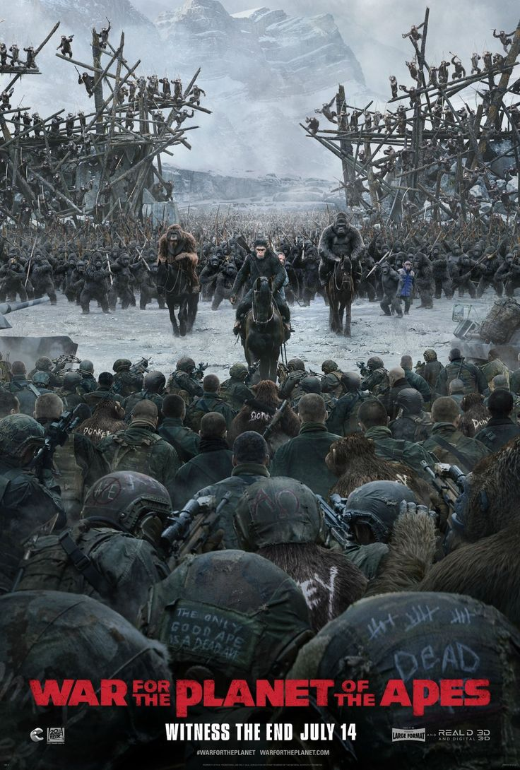 When does War for the Planet of the Apes come out on DVD and Blu-ray?  Release date set for October Also War for the Planet of the Apes Redbox,  Netflix, ...