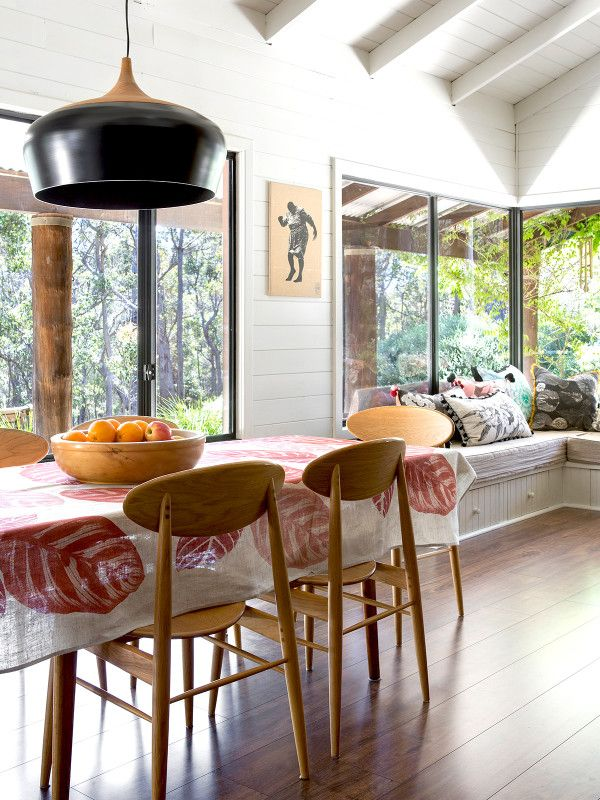 Melanie Clark and Joe Ottone and Family — The Design Files | Australia's most popular design blog.