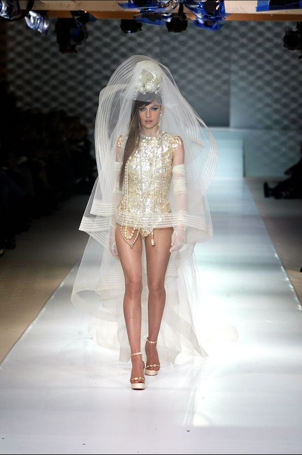Jean Paul Gaultier haute couture printemps-été 2003