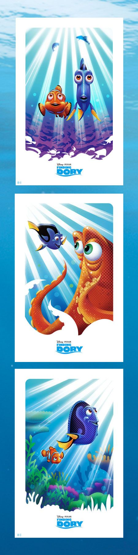 Fin-omenal news! Finding Dory is now playing! Find out how to get a FREE* Finding Dory poster when you link your account to Fandango VIP.  Want more? You can complete the set of three posters for only $17.99 (includes S&P).  Details: http://www.disneymovierewards.go.com/promotions/special-offers/FindingDory?cmp=DMR|PIN|06172016|GWP|FindingDory (* Plus $3.75 SHIPPING AND PROCESSING. Offer good in the U.S. only. Offer expires 7/15/16)