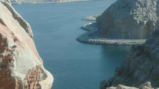 Oman: مناظر طبيعيه من امكان مرتفعه