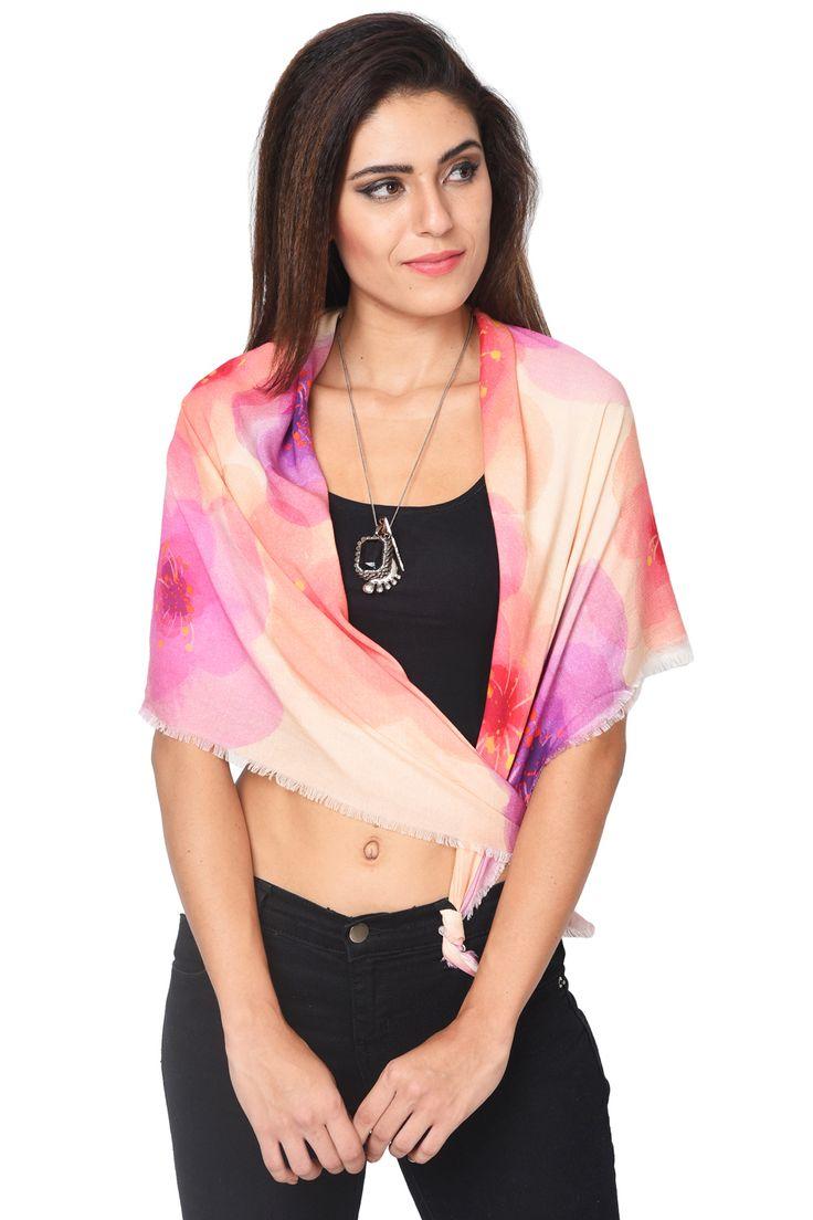 scarves, printed scarf, fashion scarf
