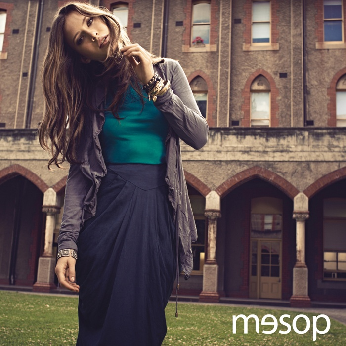 mesop Autumn/Winter 2013 | Bombo Clothing Co.