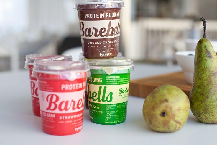 Snack Tip: Protein Pudding   Barebells   Healthy Snack   Healthy Lifestyle   Jadeyolanda.fi