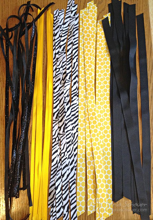 How to make sports bows in bulk.   Great tutorial from Carla Schauer Designs.