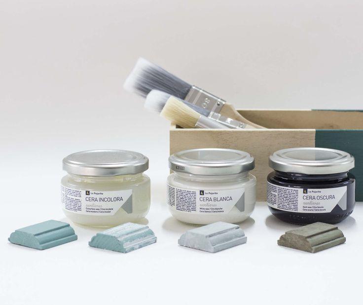 M s de 25 ideas incre bles sobre cera oscura en pinterest - Cera incolora para muebles lacados ...
