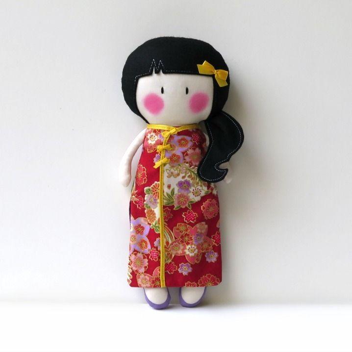 Image of My Teeny-Tiny Doll® Lucy