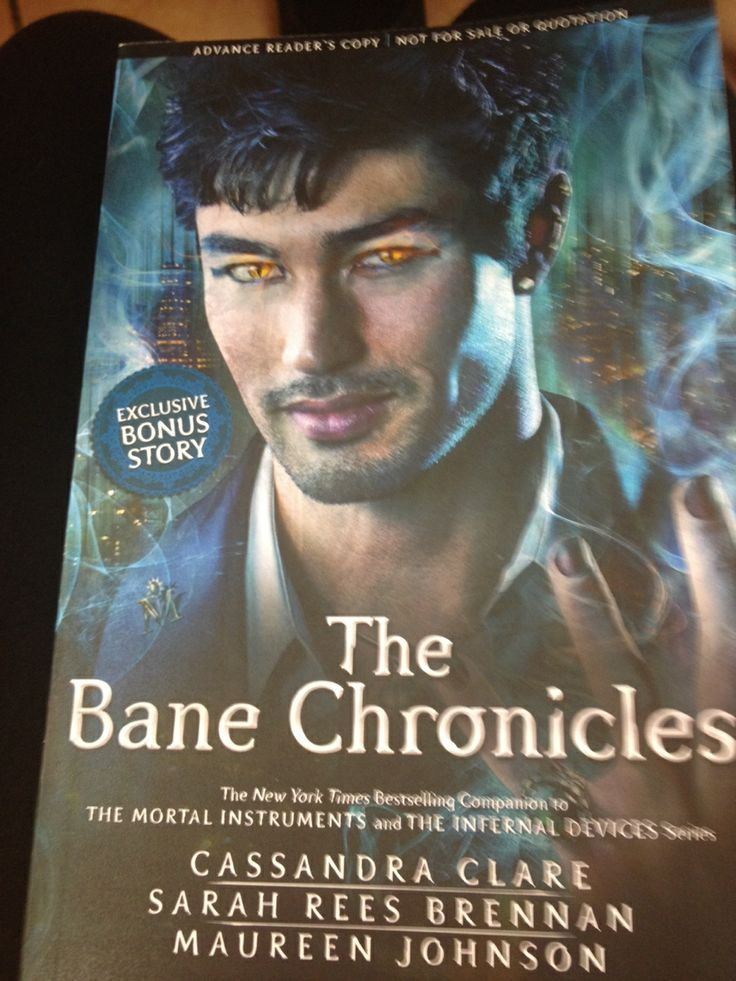 An actual advanced reader copy of The Bane Chronicle. Wish I had one...