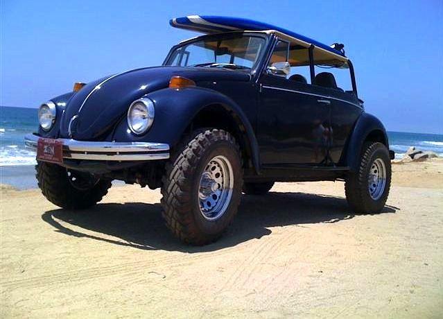 1970 VW Baja Turf & Surf Bug