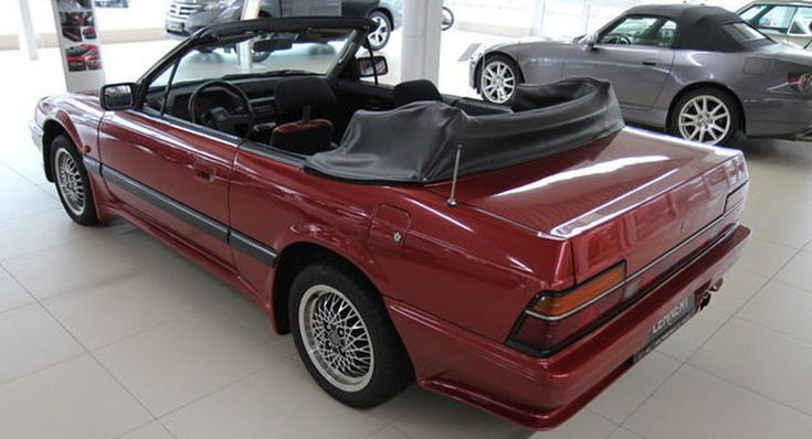 1984 Honda Prelude Lacks A Roof And Is For Sale In Germany