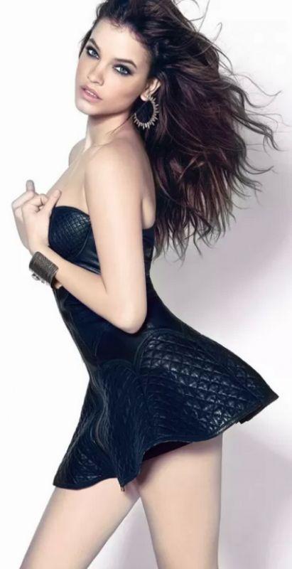 Barbara Palvin ♥ハンガリーの首都ブダペストで生まれる[1][2]。 2006年、13歳の頃、ブダペストの街角で見出され[3]、 そして、『シュプール誌』で初めて写真撮影の被写体となった[3]。2008年、日本でモデル活動[1]。ほどなくして米国の大手モデル事務所「IMG Models」と契約する[1]。2010年2月に行われたミラノ・コレクションで、イタリアのファッションブランドであるプラダの専属モデルとしてランウェイデビューを飾る。次いで、ルイ・ヴィトン、シャネル、ヴィクトリアズ・シークレット、ヴィヴィアン・ウエストウッド、ニナ・リッチ、エマニュエル・ウンガロ、ロエベ、エトロでそれぞれランウェイした。また、フランス・イギリス・ロシア・スペイン・ドイツ版『ヴォーグ』[1]、『エル』、『ハーパース・バザー』、『マリ・クレール』、『コスモポリタン』といったファッション雑誌に登場する。そして、2012年にはフランスの化粧品会社ロレアルグループのブランドであるロレアル パリの大使に選ばれた[4]。Models.comによる2013年の世界モデルランキングで23位[5]。