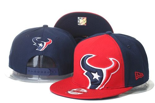 NFL Houston Texans Logo Stitched Snapback Hats 017