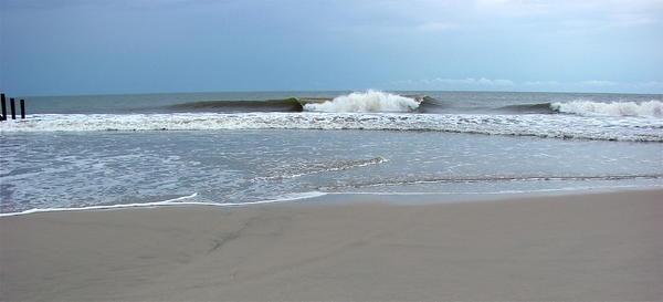 African Waves, Port Gentil, Gabon Africa Best Beaches in the world!