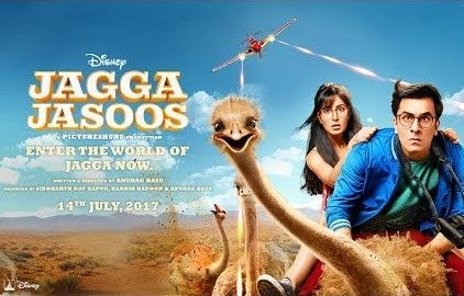 Jagga Jasoos (2017) All Songs Lyrics & Videos:  Jagga Jasoos is an upcoming 2017 Indian musical adventure romantic comedy film written and directed by Anurag Basu and Produced by Siddharth Roy Kapur, Ranbir Kapoor, Anurag