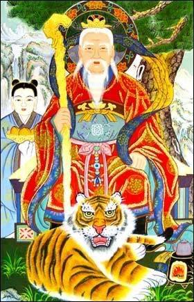 Kitsula's Log - Korean Shamanism & Musok: Change, Influence, and Continuity