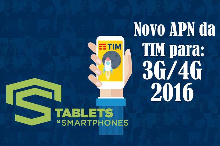 Novo APN TIM, funciona no 3G e 4G. O APN da TIM mais rápido e funciona em todos os planos da TIM, Controle, Infinity e Beta, ótimo para o bug tim ilimitado