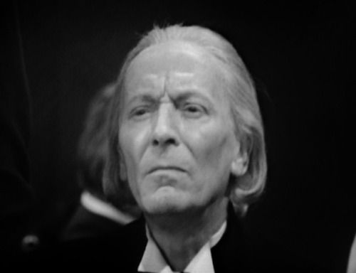 First Doctor in the Sensorites