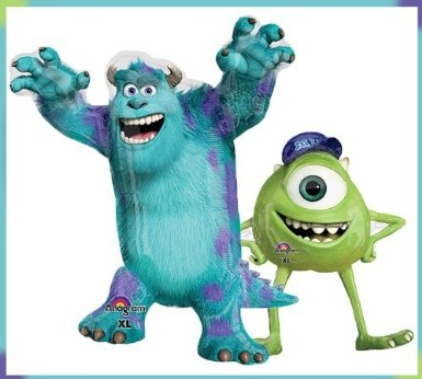 1000 Images About Monsters Inc Mu On Pinterest
