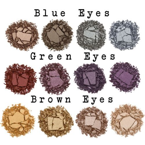 eyeshadows: Eyeshadows Colors For Blue Eye, Eye Colors, Eye Shadows, Blue Green, Eyeshadows Tips, Urban Decay Eyeshadows, Eyeshadowsey Makeup, Eye Colour, Green Eye