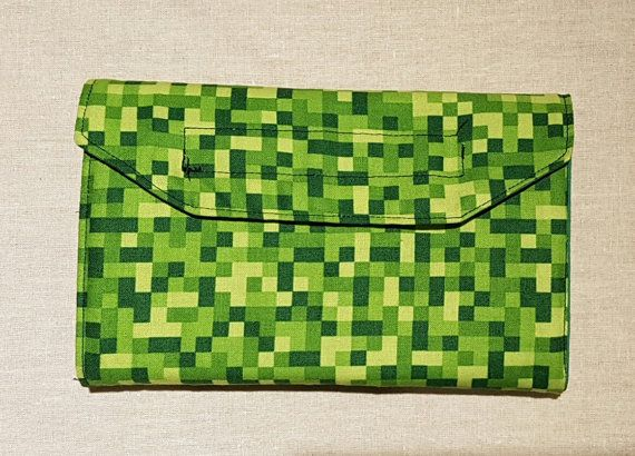 Hey, I found this really awesome Etsy listing at https://www.etsy.com/au/listing/462027648/minecraft-pixels-notebook-wallets