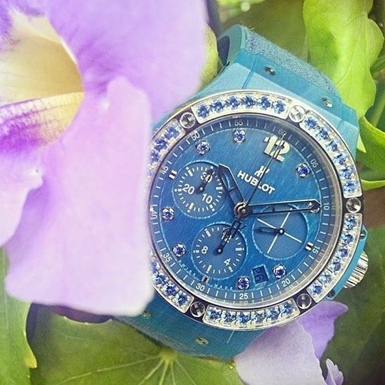 New Symbol of Elegance... Big Bang Tutti Frutti Linen    by @hublot_galerie  Visit us at thebeatandbezel.com for all the latest watch news reviews and offers.  #watchaholic #horophile #watchaddict #luxurywatch  #wotd #watchcommunity  #watchlove #watchcollectinglifestyle #luxurylifestyle  #watchporn #watchoftheday  #gentlemanstyle  #wiwt #watches #montre#lovewatches #instawatch  #watchcollector  #wristporn  #wristgame #wristwatch #swissmade #hublot #bigbang #womenstyle #fashion  #wwatches…