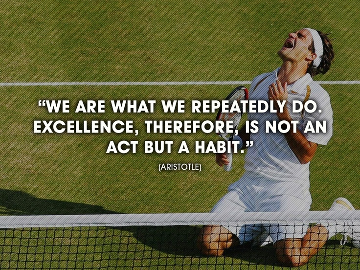 """38 Best Aristotle Images On Pinterest: """"We Are What We Repeatedly Do. Excellence, Therefore, Is"""