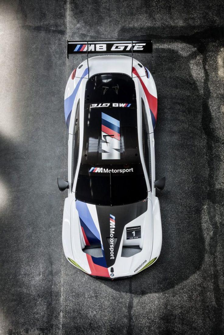 BMW M8 GTE - Gallery