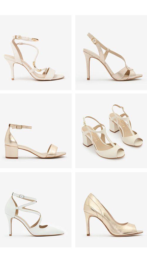 1b5e31fb3c8014 Les sublimes chaussures de SAN MARINA pour votre mariage (Escarpins,  Sandales, Salomé,