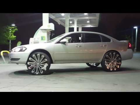 """2008 Impala on 26"""" Starr SKS 469 Special Vehicles 216-246-6200 - YouTube"""